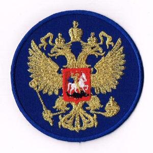 герб РФ нашивка шеврон